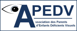 APEDV : Association des parents d'Enfants Déficients Visuels